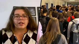 15 Year Old Says Her Suspension Was Lifted After Public Outcry