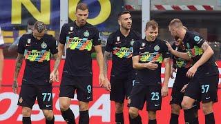 Inter - Bologna 6 -1 una serata da godere.