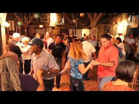 Dancing to Dexter Ardoion & The Creole Ramblers at The Feed N Seed on 10/13/17