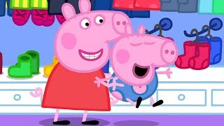 Peppa Pig Full Episodes | George's New C...