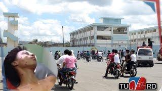 1 Cinco heridos frente cárcel en medio de entierro joven asesinado por PN en SFM