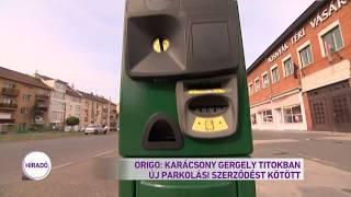 Origo: Karácsony Gergely titokban új parkolási szerződést kötött