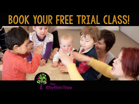 Baby & Toddler Music Classes Melbourne - The Rhythm Tree - Music Classes Melbourne VIC