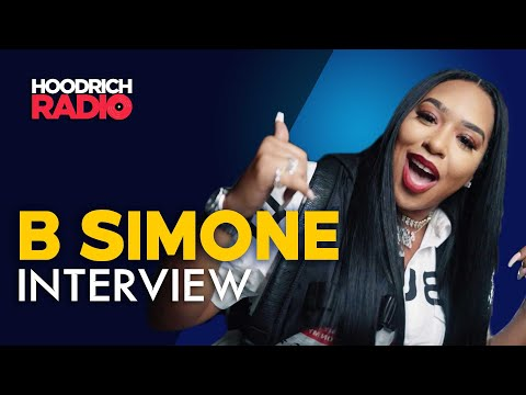 DJ Scream - B Simone on Comedy, Acting, Music, Her Shot at DaBaby, Lit AF Tour & More!