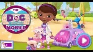 Doc McStuffins Season 4 Episode 05 Toy Hospital: Night Shift KissCartoon