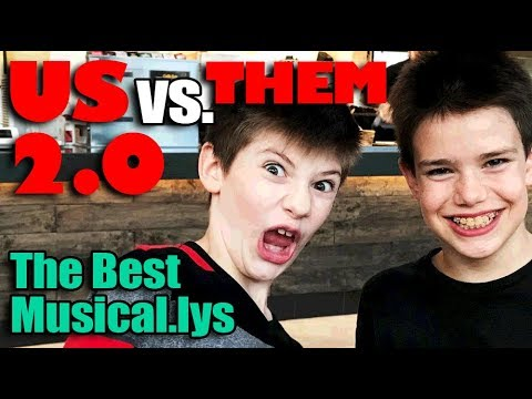 Best Musical.lys Ever - Us vs. Them 2.0