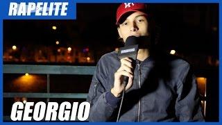 Georgio : « J'écris le plus souvent quand je vais mal, je me livre »