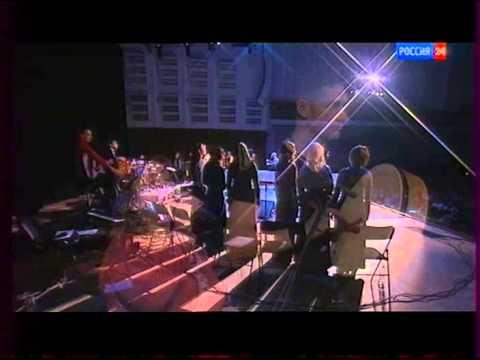 """Street Fiddlers + Маркелловы голоса """"Ночь перед рождеством"""" 7/8"""