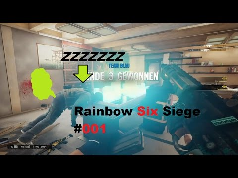 Rainbow Six Siege #001/Er redet nur scheiße