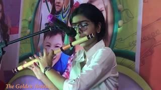 Teri Meri Kahani- Gabbar is Back- Live Flute- Palak Jain- The Golden Notes