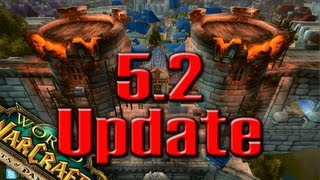 5.2 Mounts, Pets, Stormwind/Orgrimmar Rebuilt, Thunder Isle (Patch 5.2 Update) by QELRIC