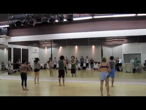 "Matthew Tseng's Class @ Debbie Reynolds: ""Uncharted"""