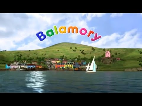 Balamory - Broken Down Bus