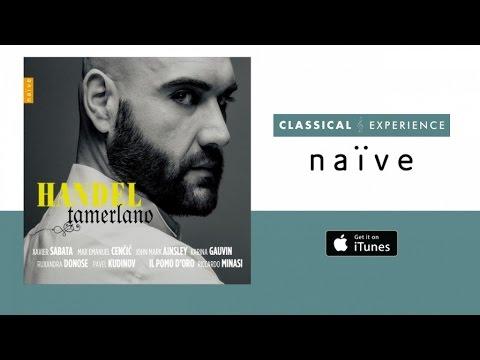 Handel - Tamerlano (Full album)
