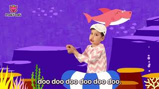 Baby Shark Dance   Sing and Dance!   Animal Songs   for Children
