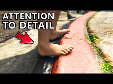 GTA V - Attention to Detail [Part 3]