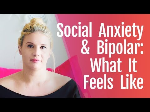 Social Anxiety and Bipolar Disorder: What It Feels Like | HealthyPlace