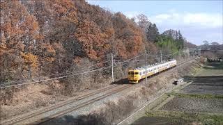 しなの鉄道「台鐵自強号色115系」(2018/12/1)