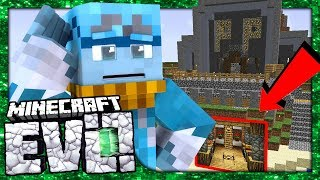 BASE BENEATH OUR BASE?! - Minecraft Evolution SMP #24