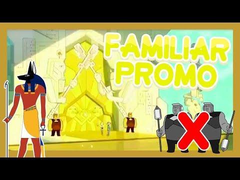 PROMO DE FAMILIAR [Análise E Teorias] - Steven Universo