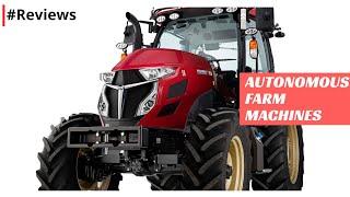 Yanmar Launches New Autonomous Tractors 2019 #specifications #features #Images - #Reviews