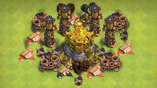 HIGHEST LOOT POSSIBLE ON DEFENSE!?!🔸 MONIE TRAP TROLL🔸Clash Of Clans