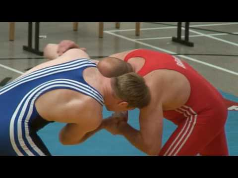 Freestyle Wrestling -quick pin