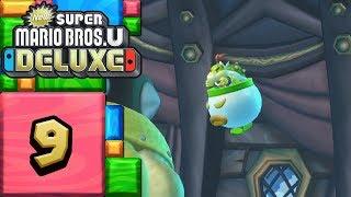 New Super Mario Bros. U Deluxe ITA [Parte 9 - Bowser Jr.]