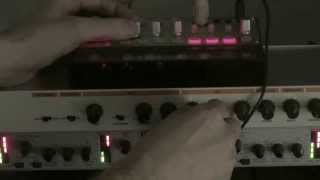 Dedicated Loop on MB 33 II and Volca Bass