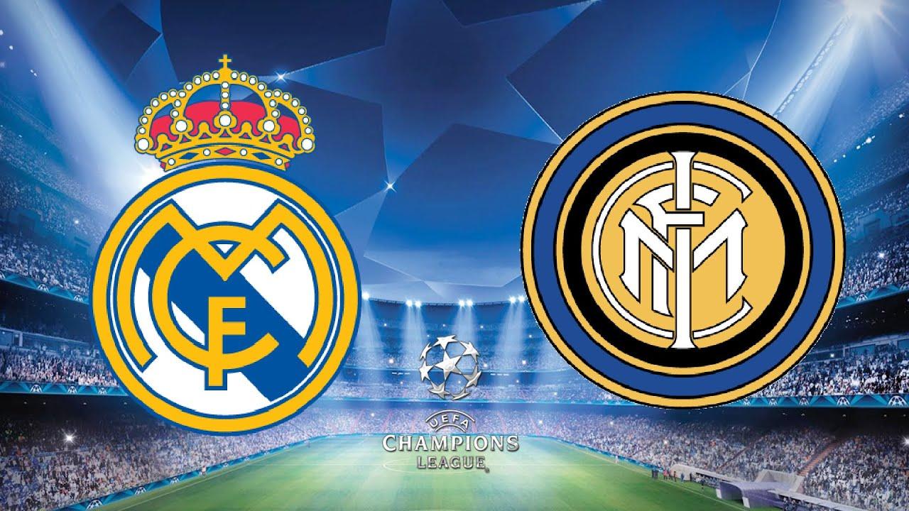 Uefa Champions League 2020 21 Group B Real Madrid Vs Inter Milan 03 11 2020 Fifa 21 Youtube