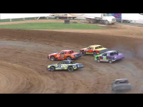 8 4 18 Bomber Heat #1 Lincoln Park Speedway