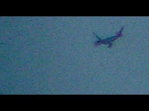 Strange Planes August 2018