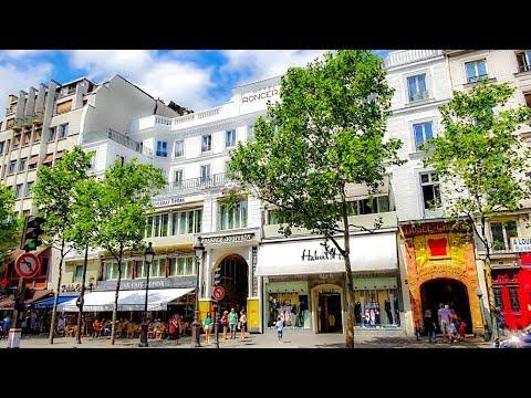 Les Grands Boulevards Series: A Walk Up Boulevard Montmartre, Paris