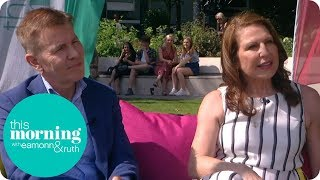 Will Carrie Symonds Move Into Downing Street With Boris Johnson? | This Morning