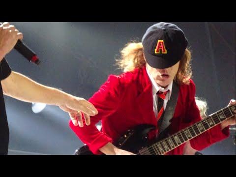 AC/DC BACK IN BLACK Live, CHICAGO, September 15, 2015