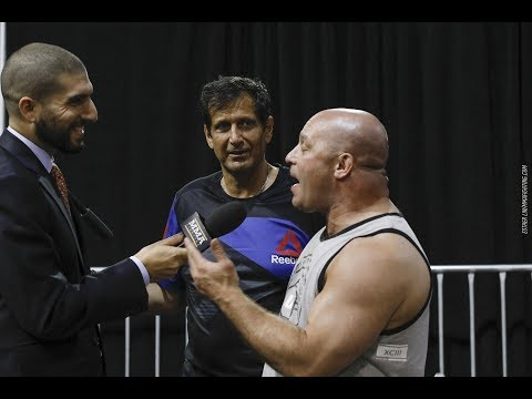 Matt Serra, Ray Longo React to 'F*cking Superhero' Chris Weidman's UFC on FOX 25 Win - MMA Fighting