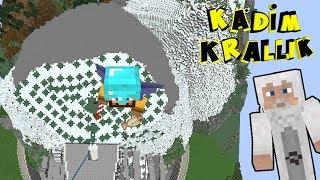 HİSAR İÇİN DAĞI BÜYÜTTÜK !!! | Minecraft: Kadim Krallık | Bölüm 193