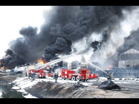 КАЛАМКАС катастрофа на месторождении  ГНВП Грифоны. На 25.03.19 месторождение горит
