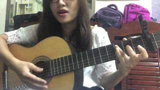 Chỉ là giấc mơ (Uyên Linh) _ guitar cover