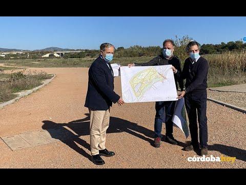 El parque de Levante contará con 1.100 árboles autóctonos