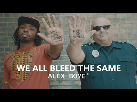 We All Bleed The Same ( Healing America Edition )