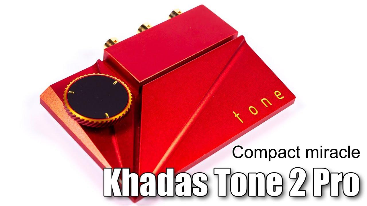 Khadas Tone2 Pro DAC review