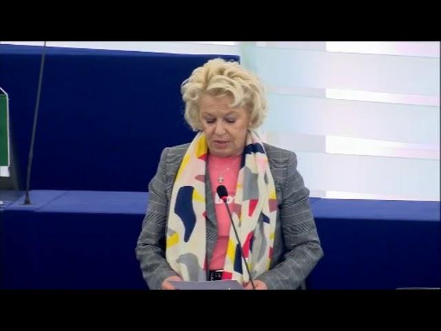 Marie-Christine Arnautu sur les services de livraison transfrontière de colis