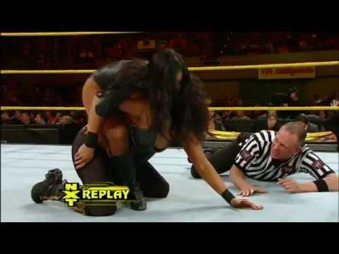 Maxine vs. Tamina Snuka | WWE NXT 05/09/12
