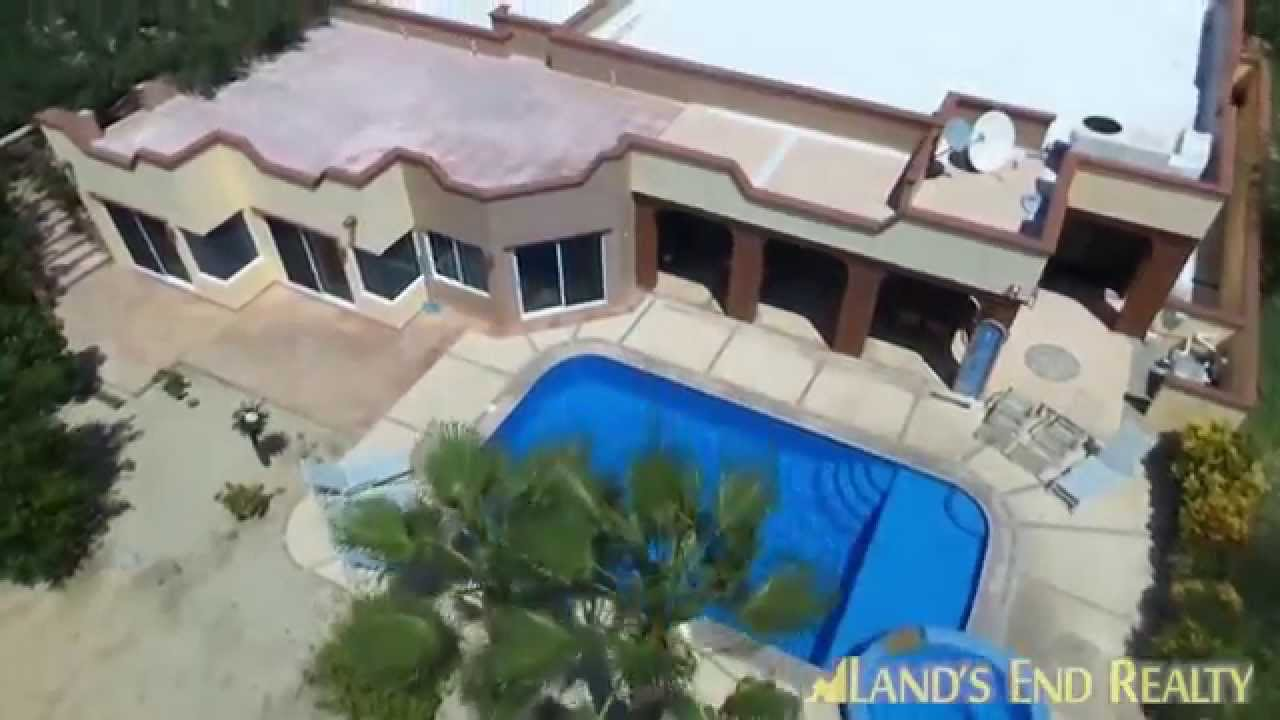 Beautiful 1 story house for sale in los cabos mexico bugambilias youtube
