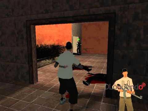 GTA San Andreas Loquendo - La Venganza de CJ - Cap 5 La Venganza de Dloquendo [Final]