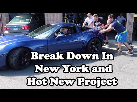 New York Breakdown: A New Car Project