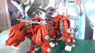 the final update on my BT HMM Saber Tiger... :)
