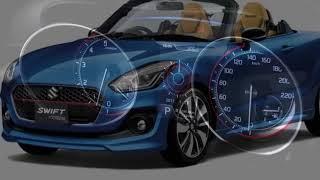 New 2019 Suzuki Swift Sport Cabrio Concept