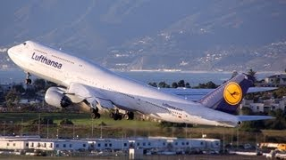 SpeedbirdHD - 2012 - A Year in Review at Los Angeles International Airport